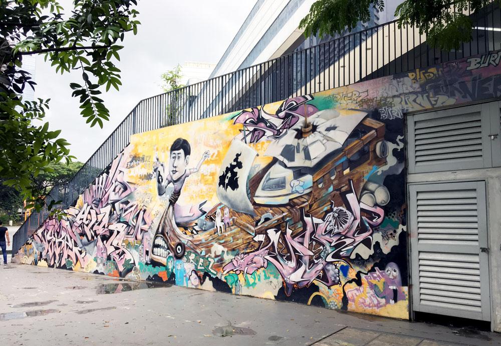 ग्राफिटी