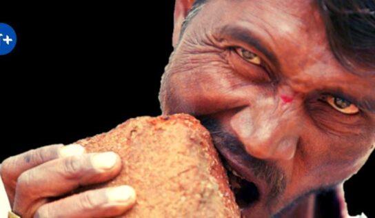 फक्त दगड, विटा आणि चिखल खाणाऱ्या माणसाची गोष्ट